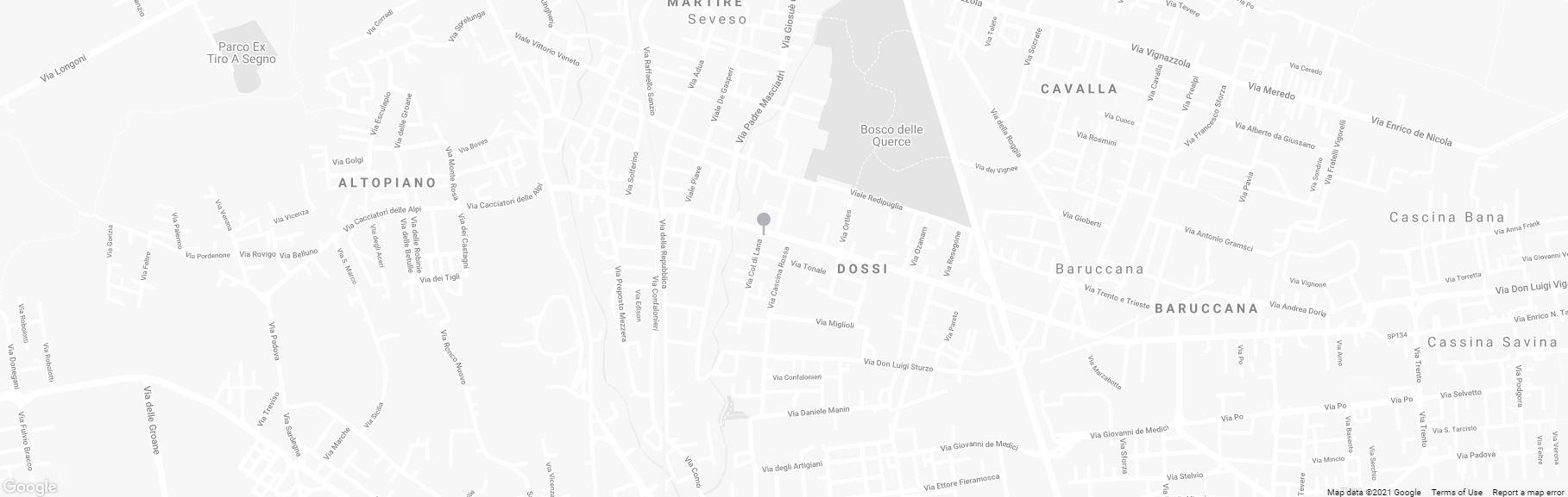 Mappa Allievi Gervaso